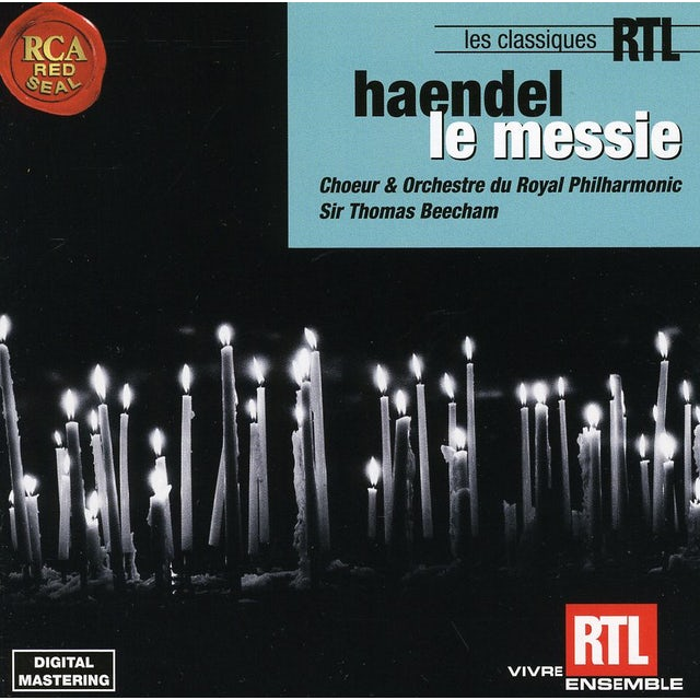 Royal Philharmonic Orchestra MESSIE (EXTRAITS) CD
