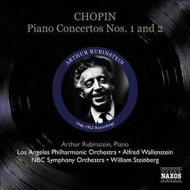 Arthur Rubinstein CHOPIN: CONCERTOS POUR PIANOS CD