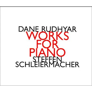 Steffen Schleiermacher WORKS FOR PIANO CD