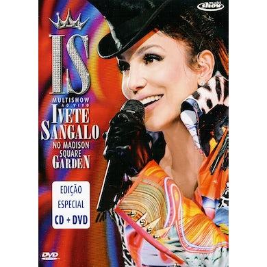 Ivete Sangalo MULTISHOW AO VIVO NO MADISON SQUARE GARDEN CD