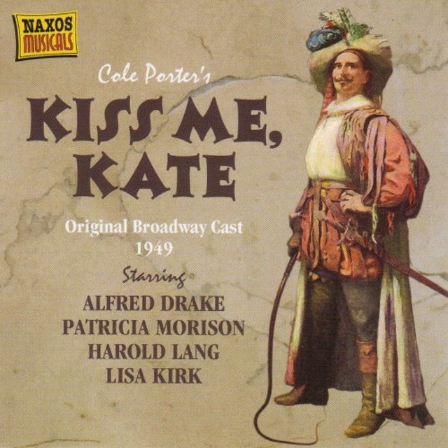 Cole Porter KISS ME KATE CD