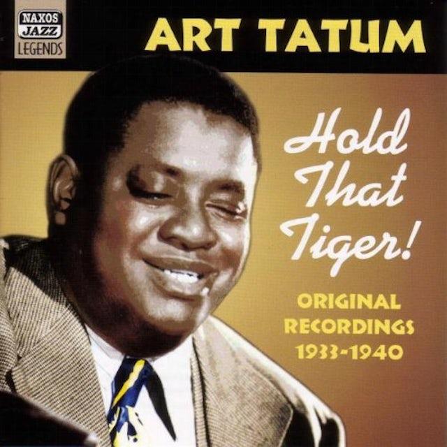 Art Tatum HOLD THAT TIGER CD