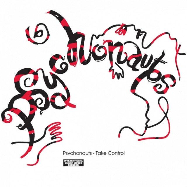Psychonauts TAKE CONTROL Vinyl Record