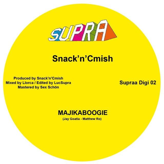 Snack'N Cmish MAGIKABOOGIE Vinyl Record