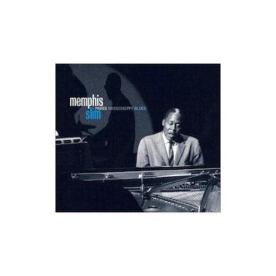 Slim Memphis  PARIS MISSISSIPI BLUES CD