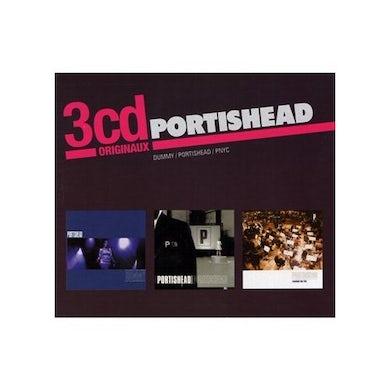 PNYC/DUMMY/PORTISHEAD CD