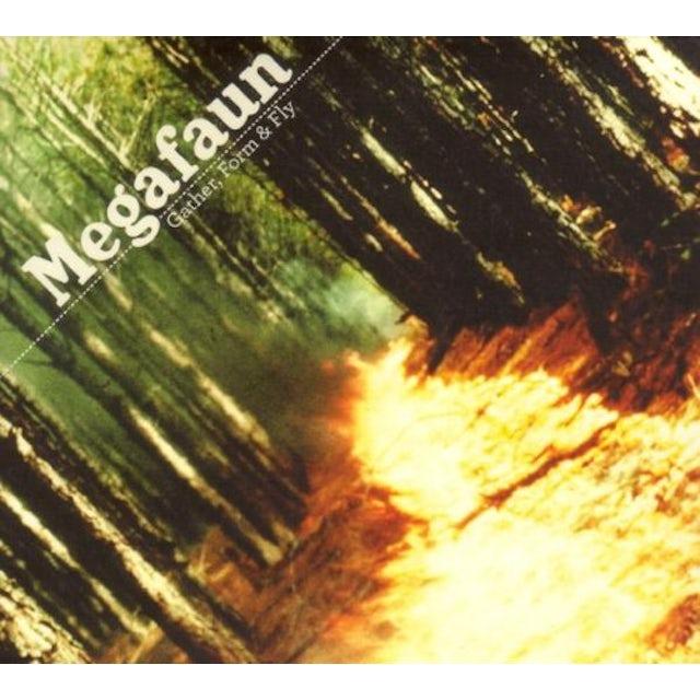 Megafaun GATHER FORM & FLY CD