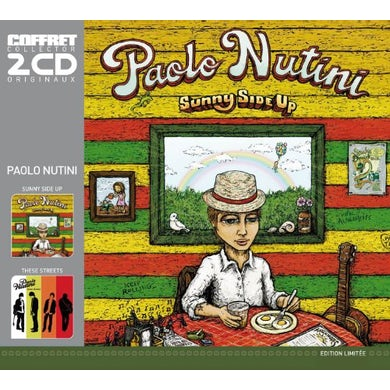 Paolo Nutini THESE STREETS/SUNNY SIDE UP CD