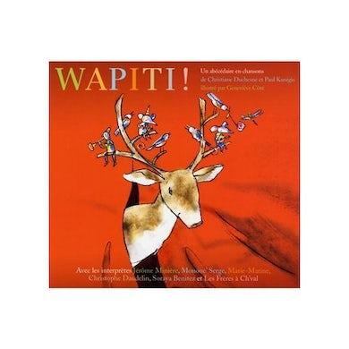 WAPITI CD