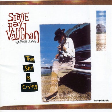 Stevie Ray Vaughan SKY IS CRYING 1984/1989 CD