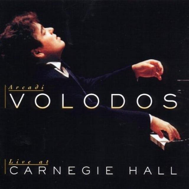 Arcadi Volodos LIVE AT CARNEGIE HALL (RHAPSODIE HO CD