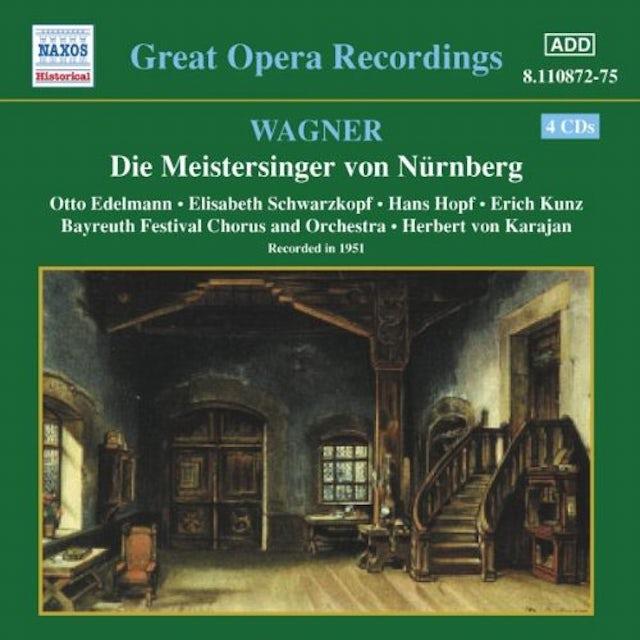 Richard Wagner DIE MEISTERSINGER VON N#RNBERG (INT CD