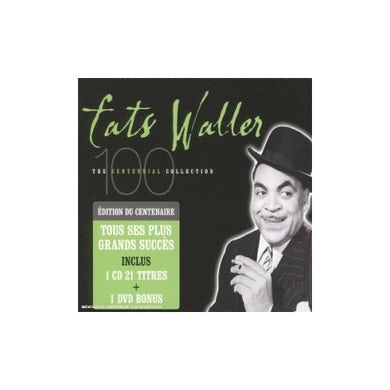 Fats Waller CENTENNIAL COLLECTION CD