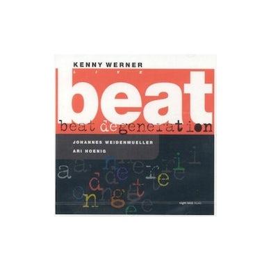 Kenny Werner VOL. 2-BEAT DEGENERATION CD