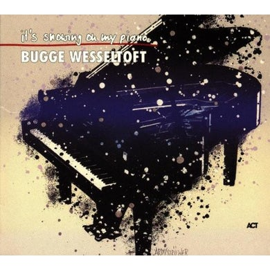 Bugge Wesseltoft IT'S SNOWING ON MY PIANO CD