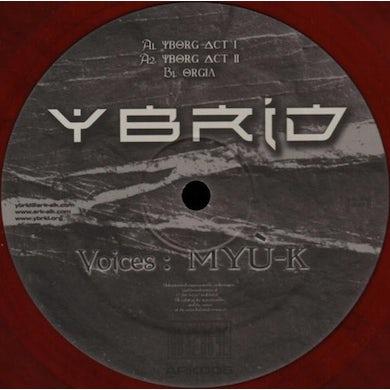 Ybrid YBORG Vinyl Record