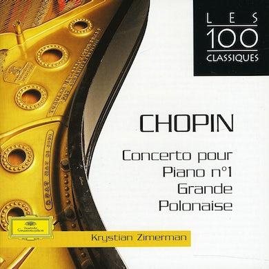 Krystian Zimerman CHOPIN: CONCERTO POUR PIANO N 1 CD