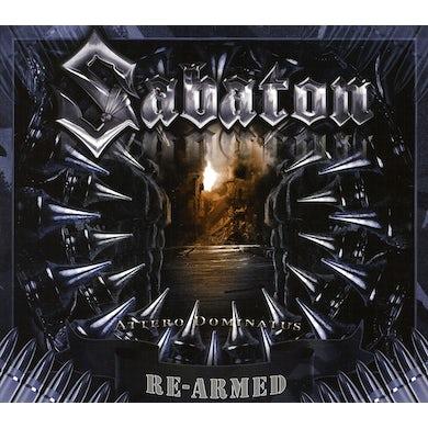 Sabaton ATTERO DOMINATUS CD
