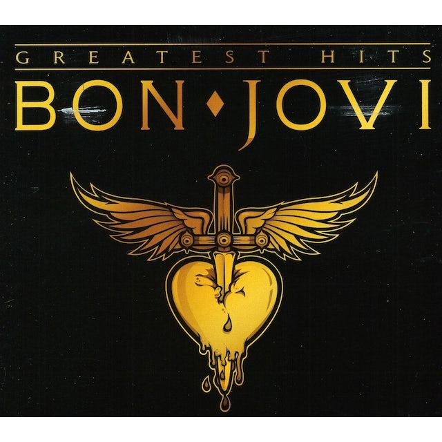 Bon Jovi GREATEST HITS: ULTIMATE COLLECTION: UK EDITION CD