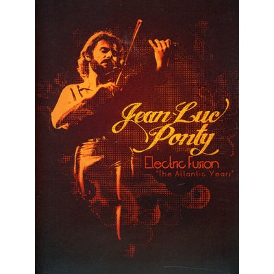 Jean-Luc Ponty ELECTRIC FUSION: REMASTERED BOX SET CD