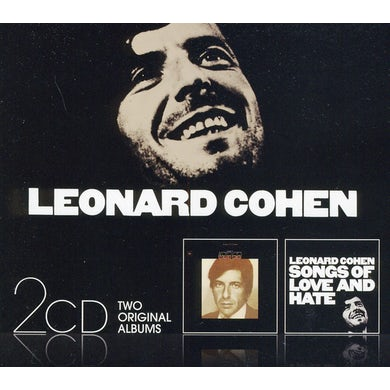 SONGS OF LEONARD COHEN & SONGS OF LOVE & HATE CD