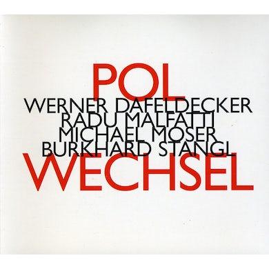 Werner Dafeldecker POLWECHSEL CD