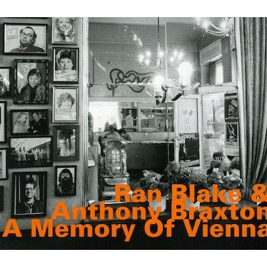Ran Blake A MEMORY OF VIENNA CD