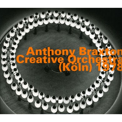 Anthony Braxton CREATIVE ORCHESTRA (KOLN) 1978 CD