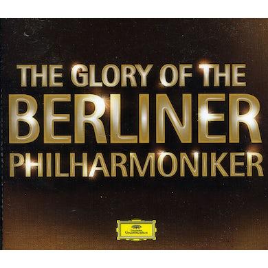 GLORY OF THE BERLINER PHILHARMONIKER THE CD