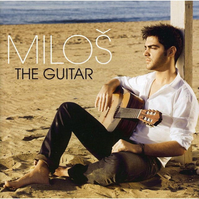 Milos Karadaglic GUITAR CD