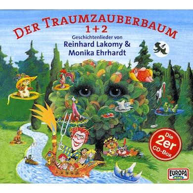 Reinhard Lakomy TRAUMZAUBERBAUM BOX CD