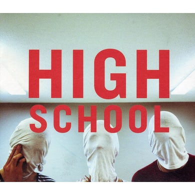 We Are The City HIGH SCHOOL CD