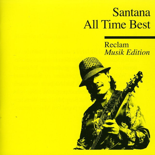 Santana ALL TIME BEST-ULTIMATE CD