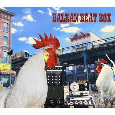 Balkan Beat Box CD