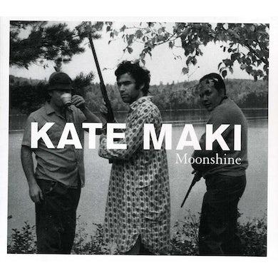 Kate Maki MOONSHINE CD