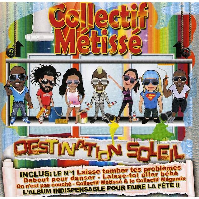 Collectif Metisse DESTINATION SOLEIL CD