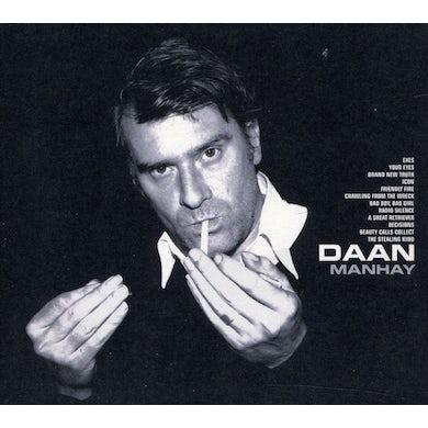 Daan MANHAY CD