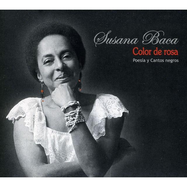 Susana Baca COLOR DE ROSA CD