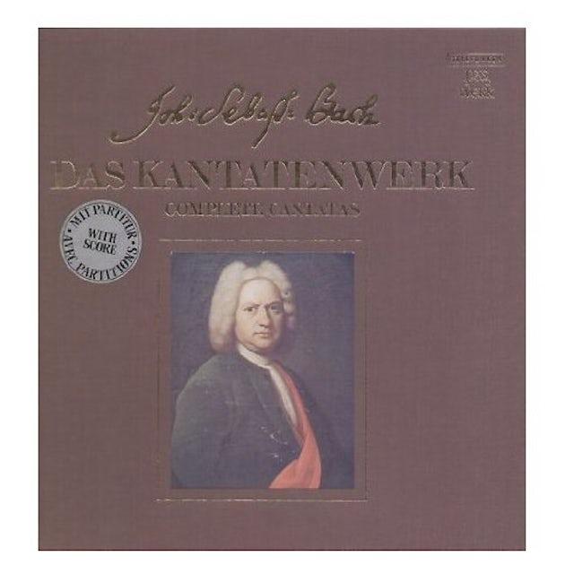 J.S. Bach CANTATAS 19 20 CD