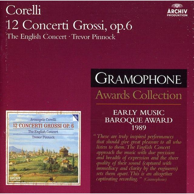 Corelli CNC GROSSI OP.6/EC/PINNOCK DGR2 CD