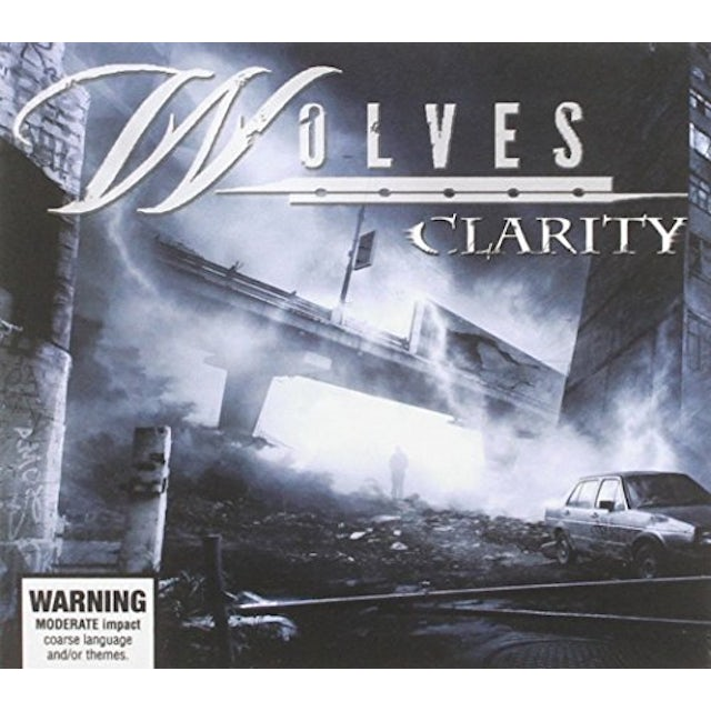 Wolves CLARITY CD