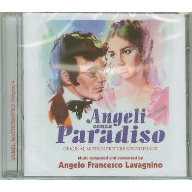 Angelo Francesco Lavagnino ANGELI SENZA PARADISO CD