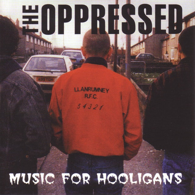 The Oppressed MUSIC FOR HOOLIGANS Vinyl Record