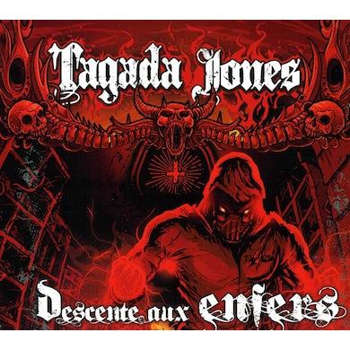Tagada Jones DESCENTE AU ENFERS CD