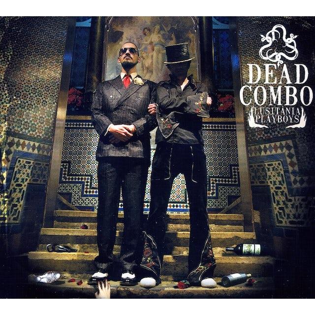 Dead Combo LUSITANIA PLAYBOYS CD