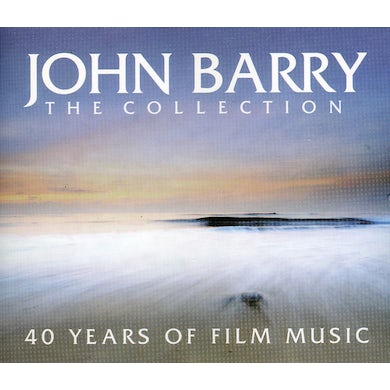 JOHN BARRY: COLLECTION CD
