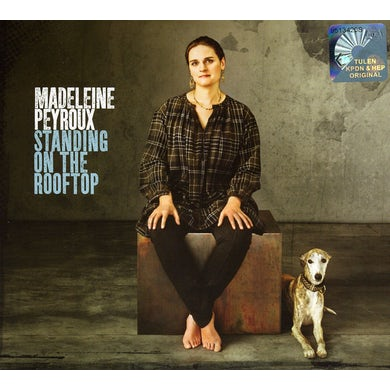 Madeleine Peyroux STANDING ON THE ROOFTOP (INT'L EDITION) CD