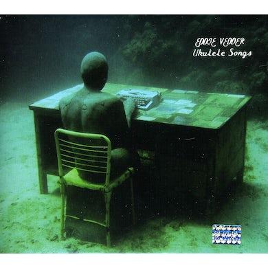 Eddie Vedder UKULELE SONGS: PAPER VERSION CD