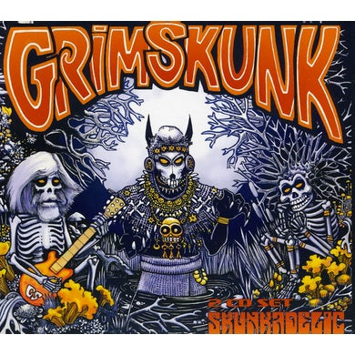 GRIMSKUNK SKUNKADELIC CD