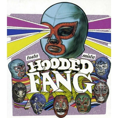 Hooded Fang TOSTA MISTA CD
